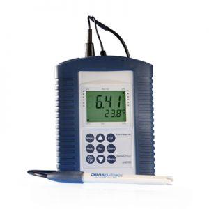 罗威邦LOVIBOND PH200微电脑酸度-氧化还原-温度测定仪