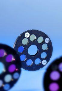 罗维朋Tintometer AF242850定制专用铂钴(Hazen/APHA)4/28A 标准比色盘