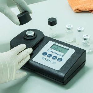 ET266030微电脑多量程浊度测定仪【ISO7027,USB接口】-TB211IR